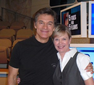 Gwen Olsen on the Dr. Oz show